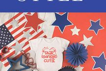Red White & Blue - Shop Small Business / Handmade Red, White and Blue items made by small business owners.