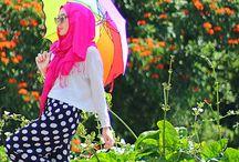 Hijab styles!