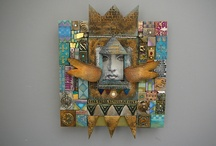 Mixed media mosaics