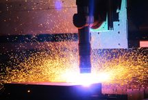 Your project, Our services / IN-House Services: Laser Cutting • Forming • Fabricating • Machining • Shearing • Cut-to-Size Material • Welding • HD Plasma Cutting • Flame Cutting