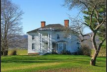Writers Houses and Literary Tours / by JUDY KUNDERT