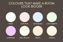 Room colours