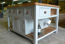 Olive Branch Kitchen Islands / The Olive Branch is your source for traditional pine and country furniture with a unique feel and creative flair. We offer a fantastic range of Free Standing/Fitted Kitchen Units.