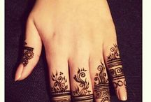 henna design / by Lala Rukh Ummair
