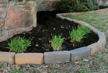 Landscaping - ideas for the yard / by Annalea Cassell