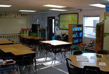 Classroom setup ideas