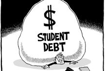 The Student Struggle / Student loans and Life