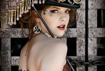 My Work // Steampunk Senior / A few of a our steampunk creative session in Las Vegas at Seniors Ignite
