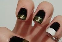 Nail art / Funky, pretty, quirky nails