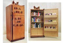 BookStorage / Книжные полки и шкафы