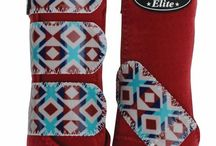 Western Tack - Wraps, Saddle Pads, Headstalls, Blankets, Cinches, Halters