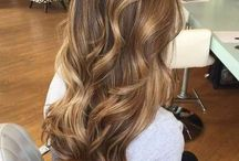 cabellos tinturados
