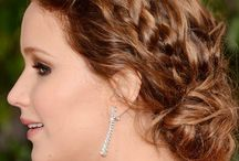 Award Show Season: Hair Trends-tousled back