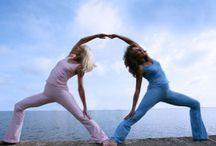 Yoga Shoot Inspiration / Be.co yoga shoot