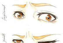 Глаза /