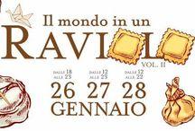 """Festival """"Il mondo in un raviolo"""" 26-27-28 febbraio Milano"""
