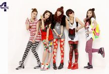 K Pop styles / The stars of K-Pop in their most audacious outfits.