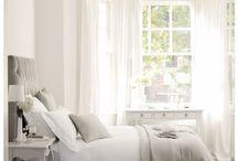 Moms white bedroom / by Linda Jordan