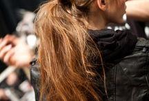 Hair and hair