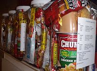 Food storage and emergency