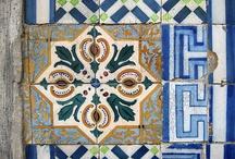 Tiles, tiling, tile design / by Natalie Abbott
