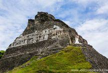 Mayan Ruin Weddings / Get married on a magestic mayan ruin in Belize. www.dulcebelizeweddings.com +501-631-7481