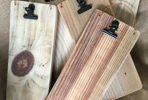 Clip boards