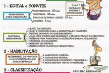mapas mentais - direito administrativo