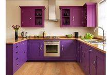 Kitchen Design -  Colour / Ideas for updating your kitchen's style with a few small changes to your small appliances and accessories.
