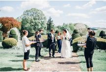 · Weddings at Askham Hall · / A variety of weddings that have taken place with us.