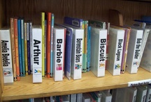 shelf markers