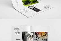 Layout, posters, covers and type combo / by Camille Gabarra