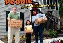 People in my Neighborhood / by Brandi Mowry