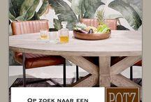 collectie: POTZ WONEN https://www.instagram.com/p/BYn4tWQnMgo/WWW.POTZWONEN.NL