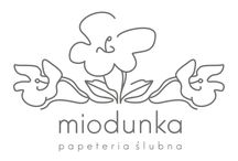 Miodunka papeteria ślubna / www.miodunka.com.pl