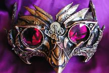 Steampunk style / by Sweetly Art