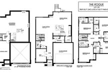 The Rogue    Campanale Homes / The Rogue   Prince of Wales on the  Rideau $1,102,870 -  269 Madhu Crescent, Ottawa, ON K2C 4J2