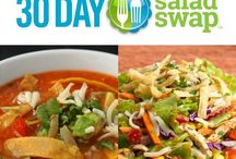 Salad Swap #FreshExpressContest / #FreshExpressContest Salad Swap