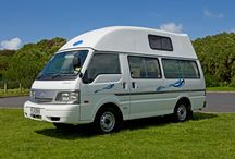 Campervans and Motorhomes / Campervans and motorhomes from around the world