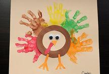 Kindergaraten Thanksgiving