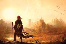 The kingkiller Chronicles