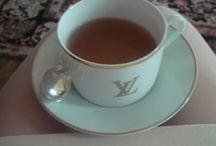 Chá como companhia e leveza