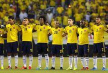 Mi SELECCION COLOMBIA!!!