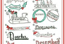 christmas time / inspirations