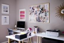 Office / by Lizzy Staffieri