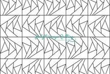 paperpiecing patroon