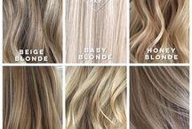 Bronde Hair Love