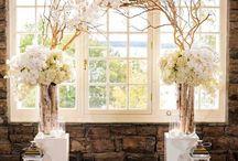 Wedding Inspiration - Ceremony Decor and Backdrops