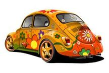 Bug Love  / My adoration for the VW Bug! / by Dilly Ward