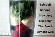 sucos e vitaminas (juice)